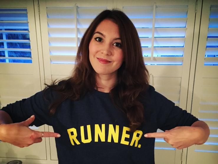 Jennie Agg Uterus Monologues blog runner