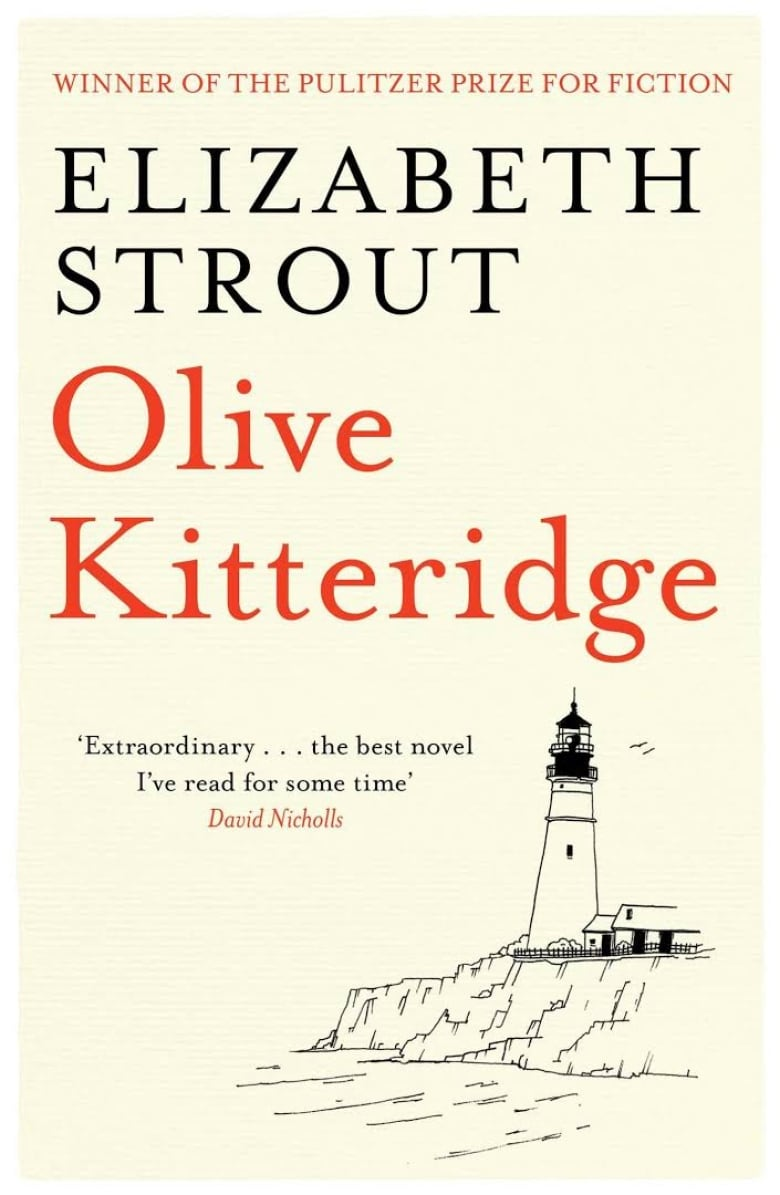 Book jacket for Elizabeth Strout's Olive Kitteridge