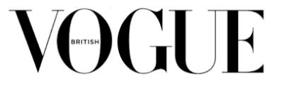 Vogue UK logo